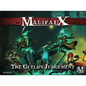 Guilds Judgement (Lady Justice Crew Box Set)