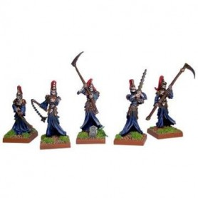 Spectres morts-vivants (10 figurines)