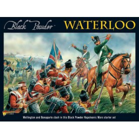 Waterloo - Black Powder Starter Set
