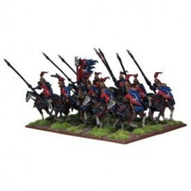 Régiment de revenants montés (20 figurines)