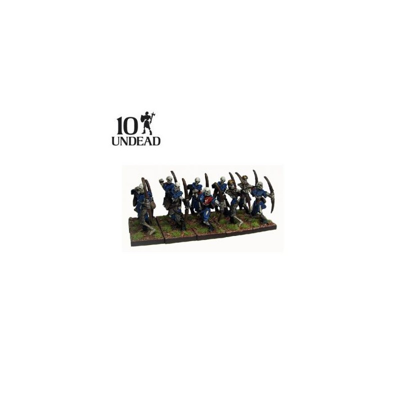 Undead Skeleton Archers (10)