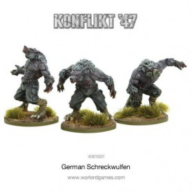German Shreckwulfen
