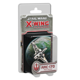 ARC-170, Star Wars X-Wing, par Edge et Asmodee