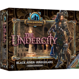 Undercity Black River Irregulars Heroes Expansion