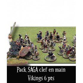 PACK VIKINGS 6 pts clé en main