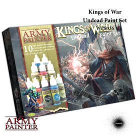 Boite de peintures Morts-Vivants Kings of War