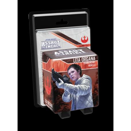 Assaut sur l'Empire : Leia Organa, Commandant Rebelle