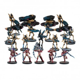 Astérians, extension de faction (18 figurines)