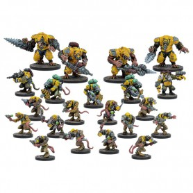 Veer-Myn, force de démarrage (21 figurines)