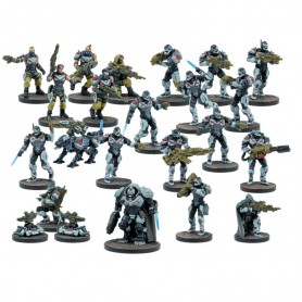 Enforcers, force de démarrage (23 figurines)