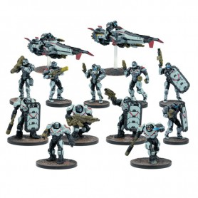 Enforcers, extension de faction (13 figurines)