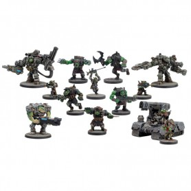 Maraudeurs, extension de faction (13 figurines)
