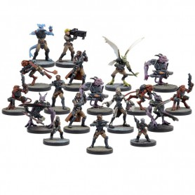 Rebelles, extension de faction (18 figurines)