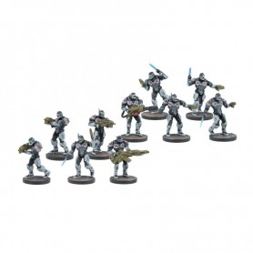 Escouade d'attaque Enforcers (10 figurines)