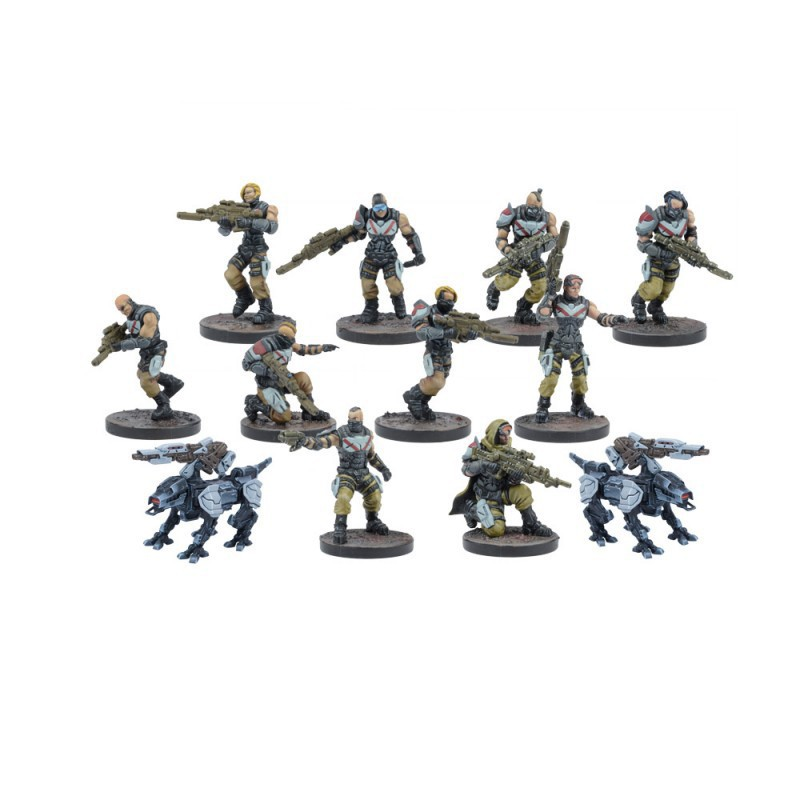 Pathfinders Enforcers (12 figurines)