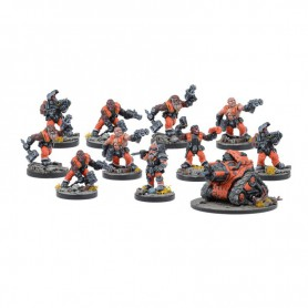 Brokks Forge fathers (11 figurines)