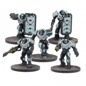 Peacekeepers Enforcers (5 figurines)