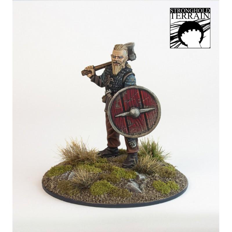 figurine viking