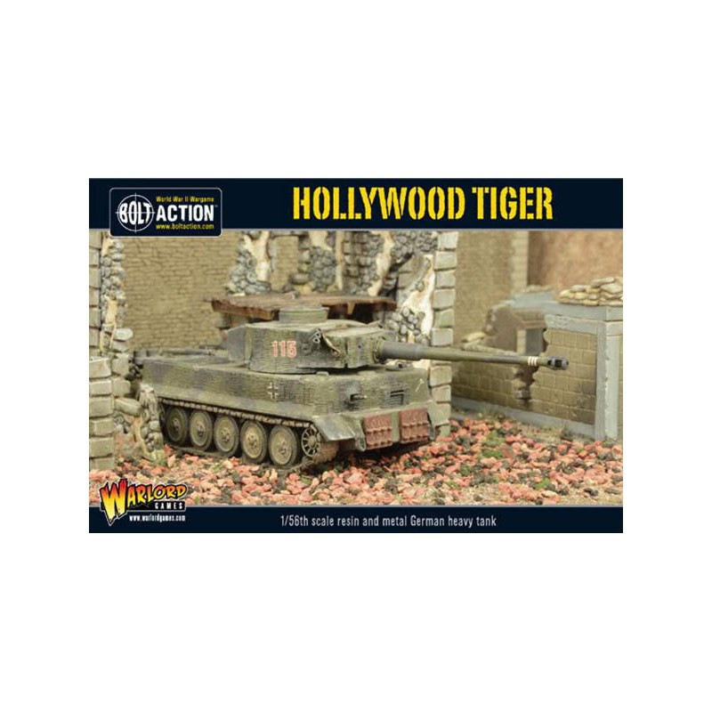 Hollywood Tiger, Allemands, par Warlord Games