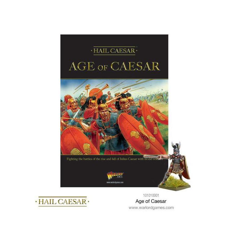 Age of Caesar - Hail Caesar supplement, Livre, pour le jeu Hail Caesar