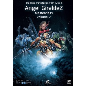 Infinity - Angel Giraldez MASTERCLASS VOL. 2 + fig exclusive, INFINITY