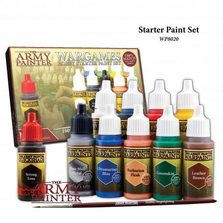 Warpaints Starter Paint Set (NEW)