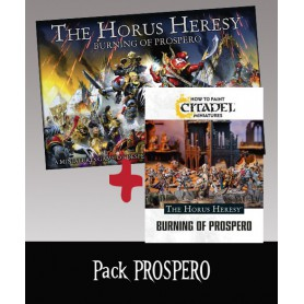 PACK Burning Of Prospero