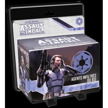Assaut sur l'Empire : Agents Infiltrés du BSI