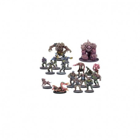 Contagion, extension de faction (17 figurines)