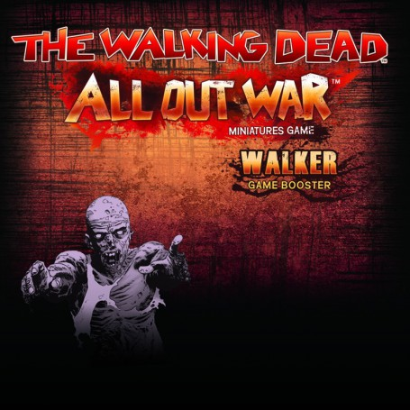 The Walking Dead, Booster Rôdeurs (6 figurines),