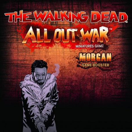 The Walking Dead, Booster Morgan