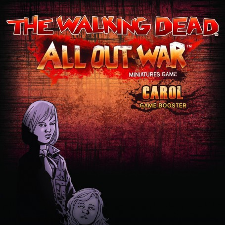 The Walking Dead, Booster Carol