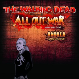 The Walking Dead, Booster Andrea