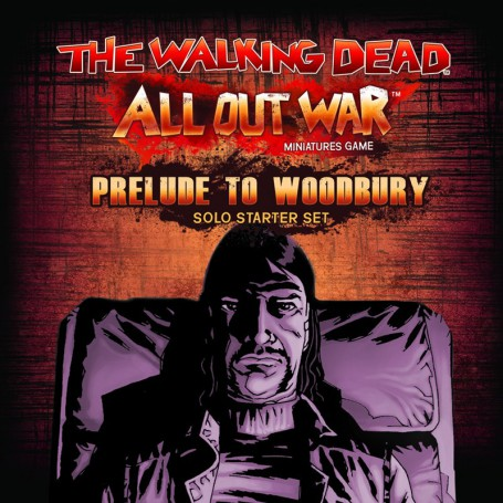The Walking Dead, Prélude à Woodbury : jeu solo Extension