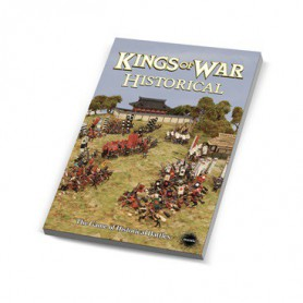 Kings of War Historical Armies, Rulebook (en anglais, couverture souple)