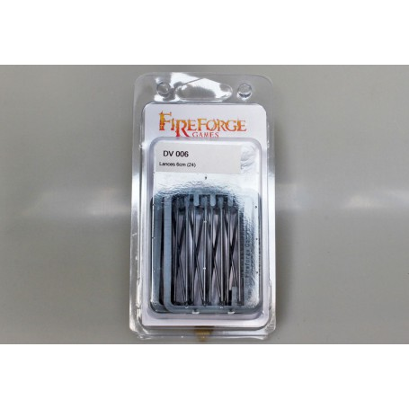 lances plastiques 6 cm