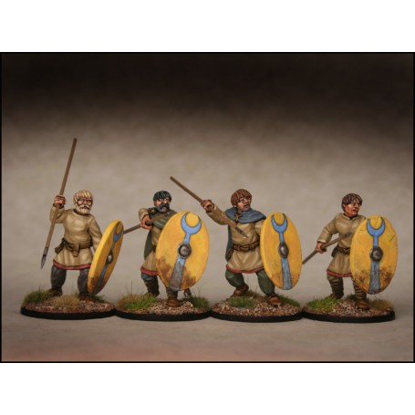 Late Roman Unarmoured Infantry
