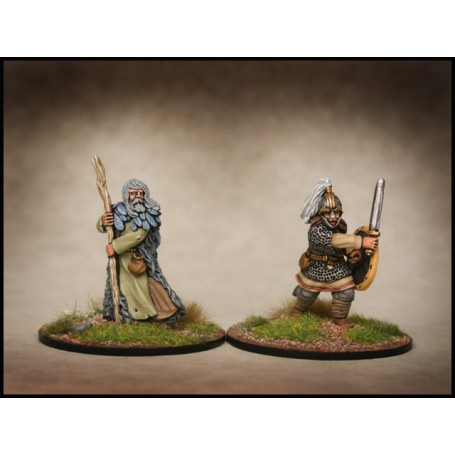 Lancelot and Merlin