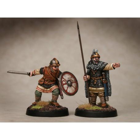 Gawain and Galahad
