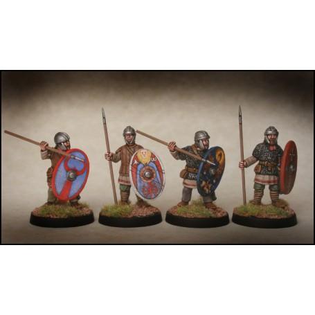 Romano-British Infantry