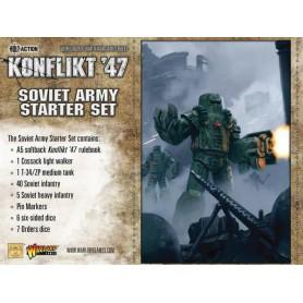 Soviet Konflikt '47 Starter Set
