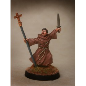 Christian Warrior Priest