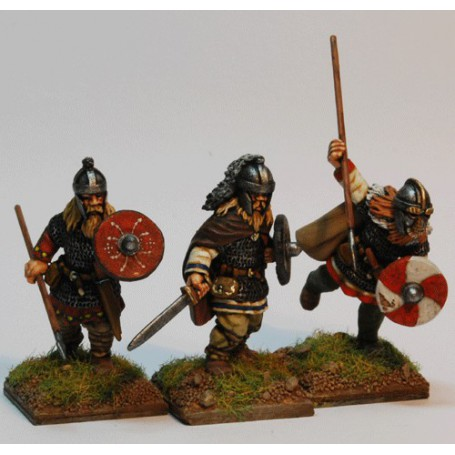 Early Saxon Nobles