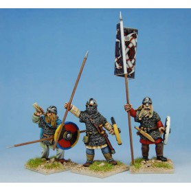 Early Saxon Heavy Infantry Command