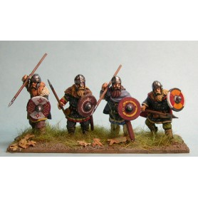Early Saxon Heavy Infantry