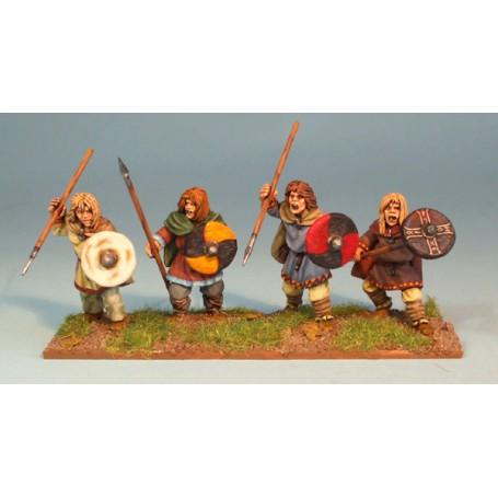 Young Saxon Warriors