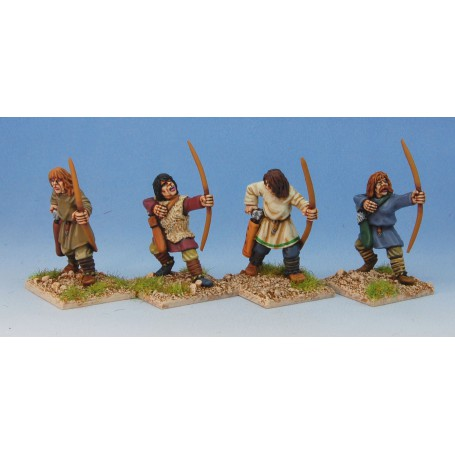 Early Saxon Archers