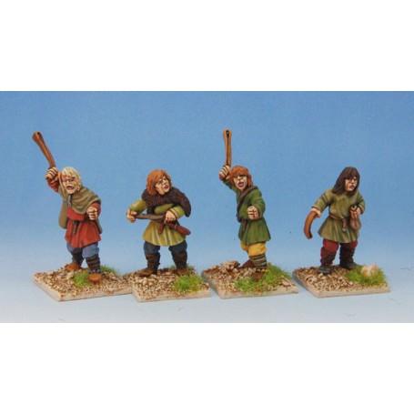 Early Saxon Slingers