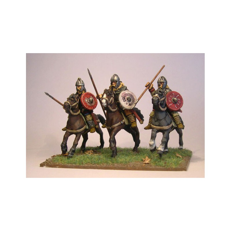 Early Saxon Noble Cavalry