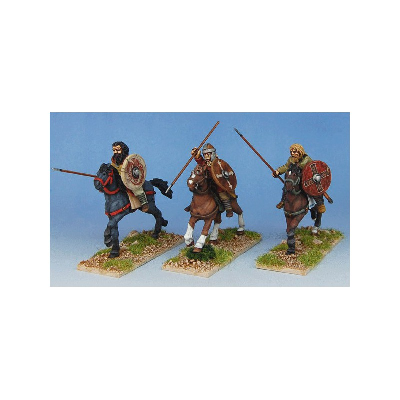 Early Saxon Cavalry